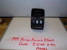 Honda Accord CG2 Foglight Cruise Control Switches