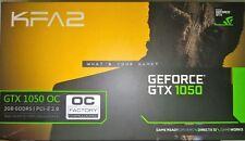 Tarjeta Grafica VGA KFA2 GTX 1050 OC 2GB GDDR5