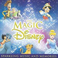 DISNEY - THE MAGIC OF DISNEY [2009] NEW CD