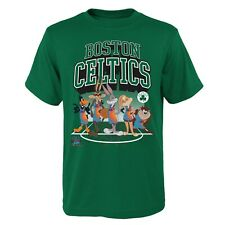 New listing Space Jam Kids Tunes Court Boston Celtics A New Legacy Youth Size NBA