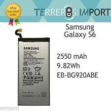 Bateria interna repuesto para Samsung Galaxy S6 G920f Eb-bg920abe