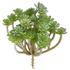 Artificial Succulent Plant Landscape Plastic Flower Floral Home Garden Decor