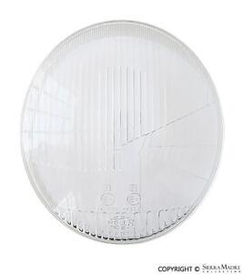 Hella Headlight Lens, All 356's/911/912 (50-67)  644.631.111.02