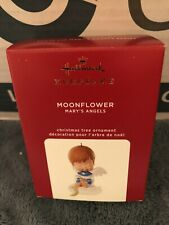 2020 Hallmark Ornaments Moonflower Mary's Angels #33 in Series