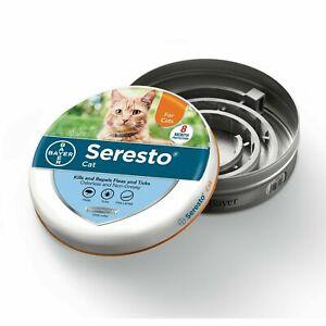 Seresto Flea and Tick Prevention Collar for Cats Flea and Tick Preventi Puppet