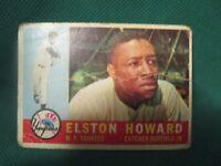 1960 Topps Baseball #65_Elston Howard_1.0