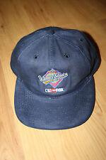 Vintage 1994 MLB World Series Fox Adjustable Snapback Baseball Cap Hat Indians