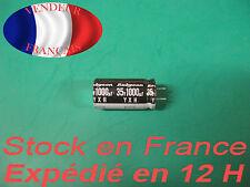 1000 uF 35 V condensateur capacitor    105°C marque/brand RUBYCON