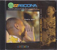 New Orleans & Classics-jazz ascona CD