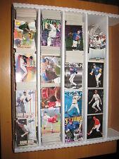 1993 1994 1995 Flair Baseball Base & Inserts Large Lot approximately 592 Cards