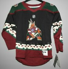 NHL Arizona Coyotes Hockey Jersey New Youth Sizes MSRP $65