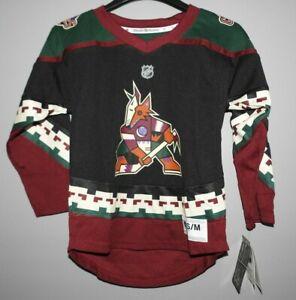 NHL Arizona Coyotes Hockey Jersey New Youth Sizes MSRP $65