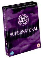 Supernatural Season 1-3 Complete First Second Third Series 1-3 Seasons 1.2.3