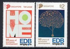 SINGAPORE MNH 2011 50th Anniversary of EDB