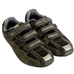 Specialized Sonoma Biking Shoes Gray/Black Men's Size 10.5 Excellent Condition