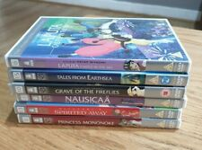 THE STUDIO GHIBLI COLLECTION DVD BUNDLE 6 DVDS
