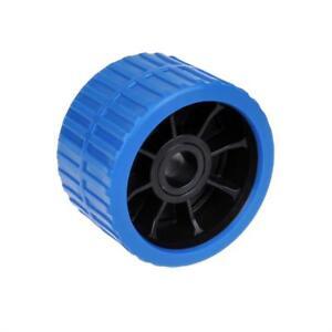 Seitenrolle Bugrolle Bugschutz 118 x 73 mm für Bootstrailer und Bootsanhänger