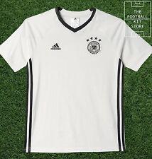 Germany Training Shirt -  Official adidas Boys Football Top - 11-12 Years