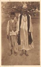 """A BRAHMIN PRIEST"" Hinduism India? Hindu ca 1910s Vintage Postcard"