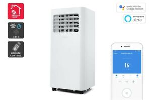 Portable Smart Air Conditioner 2.6kW Energy Efficient