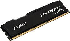 HyperX HX318C10FW/8 Fury Black Series 8GB DDR3-1866 DIMM Module RAM Memory