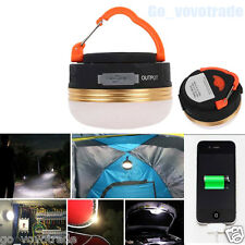 3W 300LM USB LED Camping Outdoor Light Lantern Tent Rechargeable Lamp New