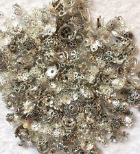 250 Stück Perlkappen Chaosmischung Chaostüte Kappen Perlen Perlenkappen Zubehör