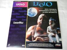 Leolo  - PAL - Deutsch - Laserdisc !