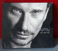 Johnny Hallyday Ma vérité  CD Digipack  Mercury – 983 379-0