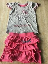 Girls Hello Kitty Outfit Age 4-5