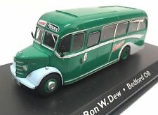 BEDFORD OB RON W. DEW 1:72 Ixo Atlas Bus Coach Diecast