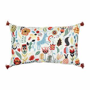 """Ikea Rodarv Cushion Cover Sham Pillow 16"""" x 26"""" Pillow RÖDARV 603.349.15"""