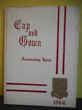 Memorial University of Newfoundland 1964 Cap and Gown Yearbook