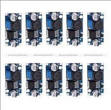 10PC DC-DC 3A Buck Converter Adjustable Step-Down Power Supply Module LM2596S S2