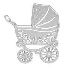 Craft-House 'Baby Pram' Cutting Die CHD25