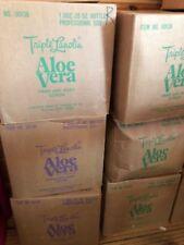 Triple Lanolin 590 Ml Aloe Vera Hand and Body Lotion 590ml 20oz