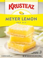 KRUSTEAZ Meyer Lemon Bar Mix 19.35 oz ( 2 Boxes )