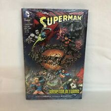 DC SUPERMAN KRYPTON RETURNS HC (N52) by (W) Scott Lobdell (FREE SHIPPING)