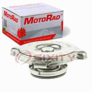 MotoRad Radiator Cap for 1972-1973 Plymouth Cricket Antifreeze Cooling yw