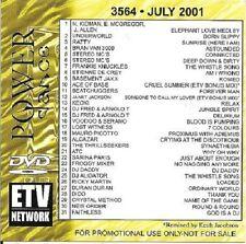 ETV Power Dance - July 2001 DVD 4HR