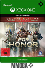 For Honor Deluxe Edition - Xbox One Download Code Microsoft Spiel Key Code - DE