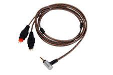 2.5mm OCC Balanced Audio Cable For Sennheiser HD565 HD580 HD600 HD650 Headphones