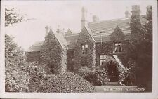Warmsworth near Doncaster. The Rectory.