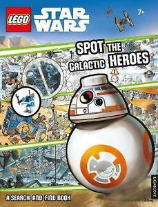 LEGO (R) Star Wars: Spot the Galactic Heroes A Search-and-Find Book by Egmont...