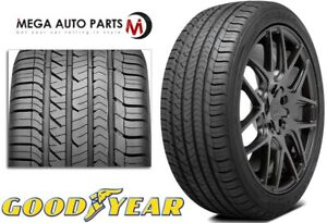 1 Goodyear Eagle Sport All Season 235/40R18 91W Performance 50K Mile M+S Tires
