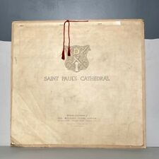 More details for rare wiggins teape group advertising saint paul's cathedral 1957 calendar