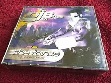 DJ JAVI BOSS The force - 2 cd´s + dvd + Sesión en directo - Precintada