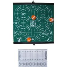 NFL FOOTBALL PARTY GAME by Hallmark Big Game Superbowl Birthday Party Favor 4/5C
