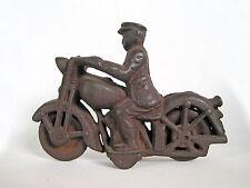 Cast Iron Motorcycle