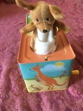 Schylling Kangaroo Jack in the Box - Great Condition!